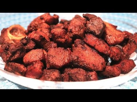 Masitas de Cerdo Fritas|Fried Pork Chunks|Sabor en tu Cocina|Ep. 117