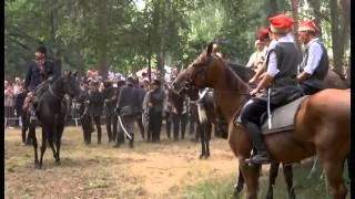 Rekonstrukcja bitwy pod Żyrzynem w 1863 r. - 11 sierpnia 2013 r.