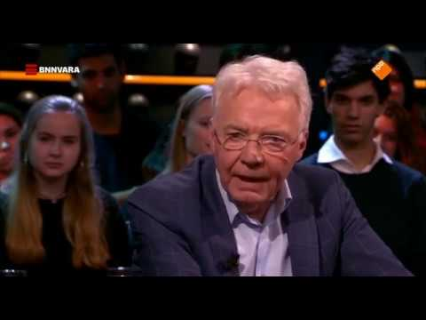 DWDD Special: Paul Witteman - Halsema over burgemeesterschap Amsterdam