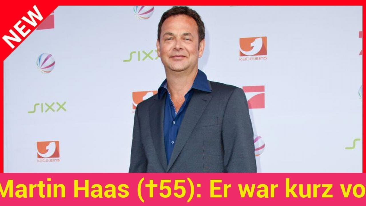 Martin Haas Freundin