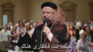 قلبي الخفاق-من أشعار قداسه الباب شنوده الثالث بصوت ابونا داود لمعي