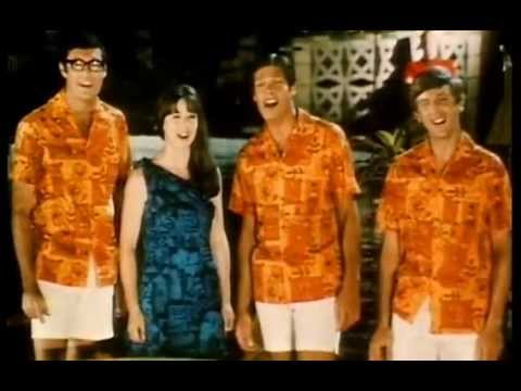 The Seekers - Isa Lei - Stereo, enhanced video