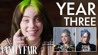 Coming Soon: Billie Eilish, Same Interview, Another Year   Vanity Fair