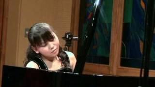 Aimi plays Chopin Mazurka 63.3 & Waltz 14 in Nagoya, Oct 2009 (single-cam version)