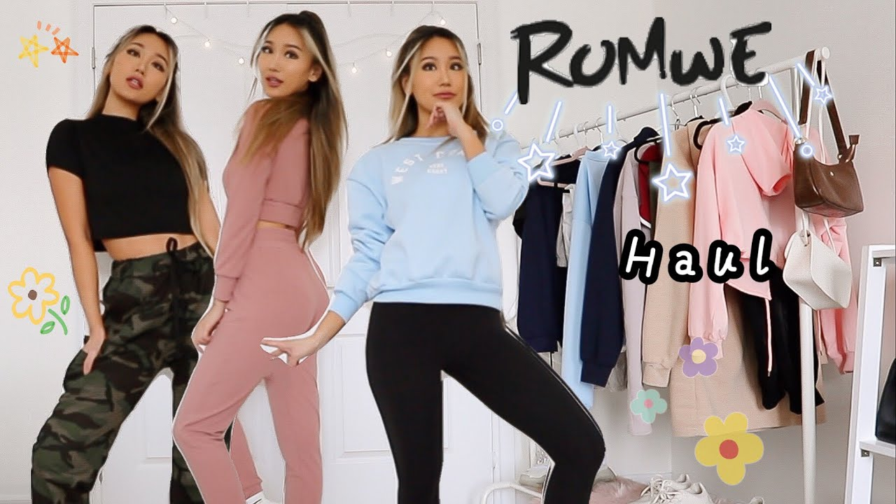 AFFORDABLE ROMWE try-on haul | spring/summer 2020