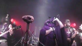 Kutná Hora - Píseň pro Satana (Root live cover in Hebrew)