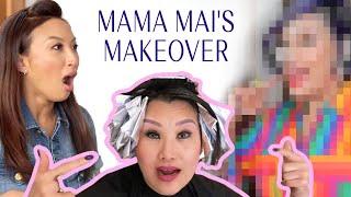 I Gave Mama Mai a Makeover!
