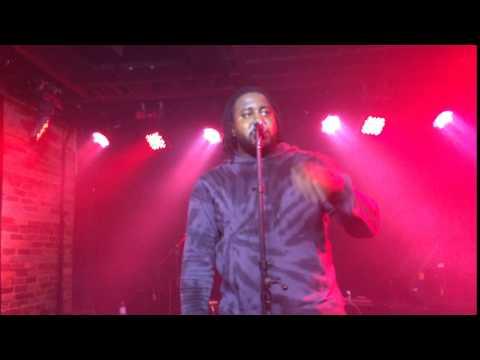 Arthur Theme Song by Ziggy Marley (cover) - Xavier Omär (Live)   Velvet Underground Toronto (2017)