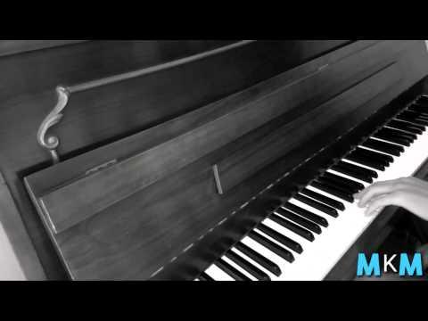 Ludovico Einaudi- Nuvole Bianche [piano cover]