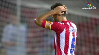 Resumen de Girona FC vs CD Tenerife (1-1)