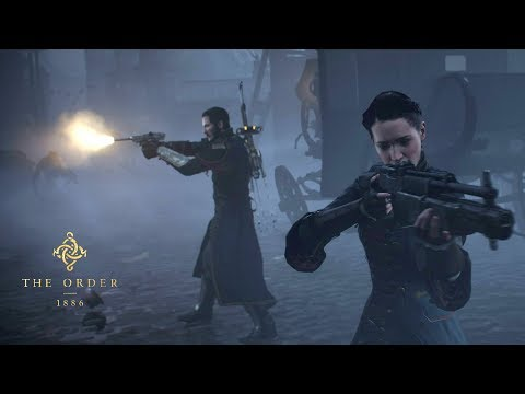 The Order: 1886  ⟦ PS4 Pro ⟧