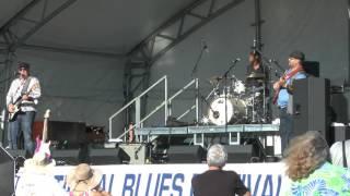 Albert Cummings Calgary Bluesfest 2016