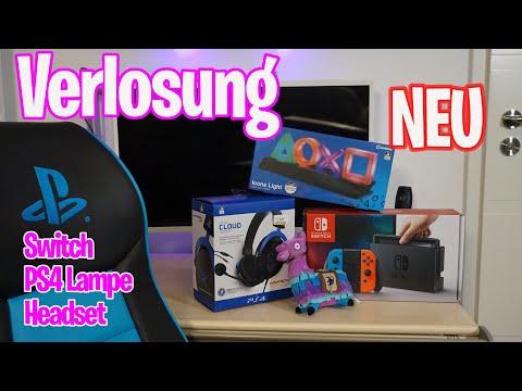 SUPER VERLOSUNG - Nintendo Switch, PS4 Lampe. Headset #Fortnite #twichPanana #Verlosung #Weihnachten