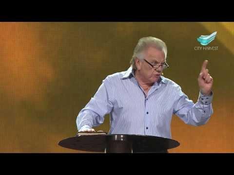 City Harvest Church: John Avanzini - The 2nd Voice - Clip 1/3