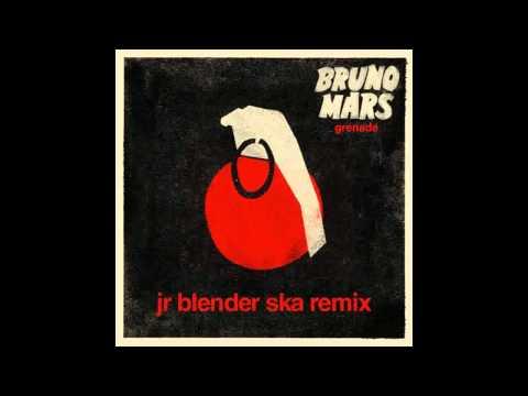 Bruno Mars - Grenade (Jr Blender Ska Remix)