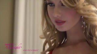 видео Купить женский сексуальный красный пеньюар в интернет магазине Fashionplatinum.