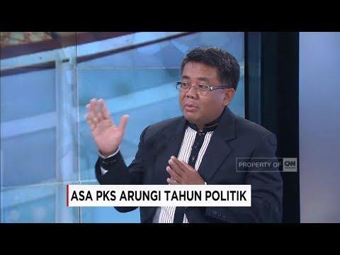 Presiden PKS: Jika Semua Ke Istana, Maka Akan Melawan Kotak Kosong, Apa Kata Dunia?