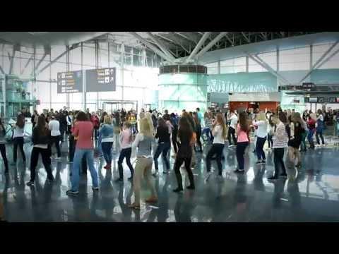 Flashmob Boryspol