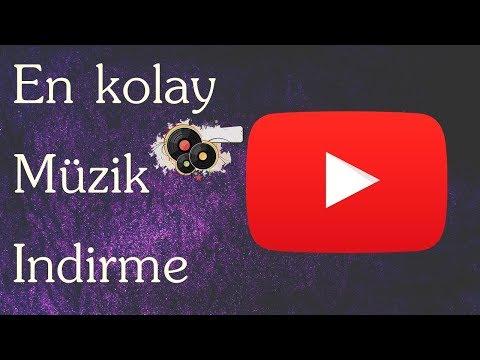 Youtube Üzerinden Telefona Bedava Müzik İndirme 2018