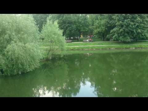 Екатерининский парк г Москва 1 июня 2016
