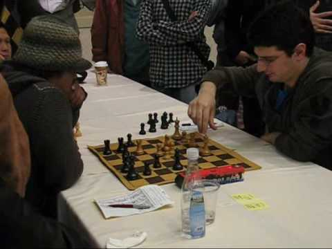 North American Open Chess Tournament 2008