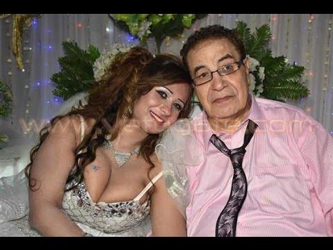 شاهد: حفل زفاف الفنان سعيد طرابيك على فتاة شابة