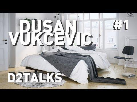 D2 Talks #1: Dušan Vukčevič of Vudumotion
