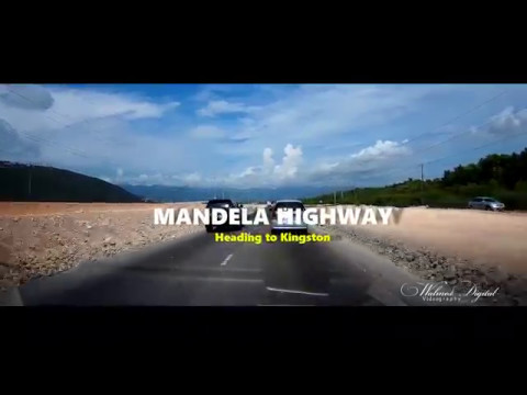 NEW Mandela Highway to Norman Manley International Airport