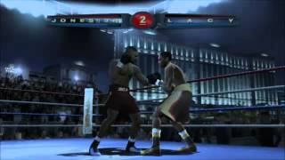 Fight Night 2004 gameplay (PS2 emulator on PC)