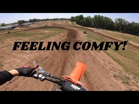 Feeling Comfy On My New 2019 KTM250SXF!!!