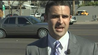 RAW VIDEO: DPS holds news briefing about pursuit