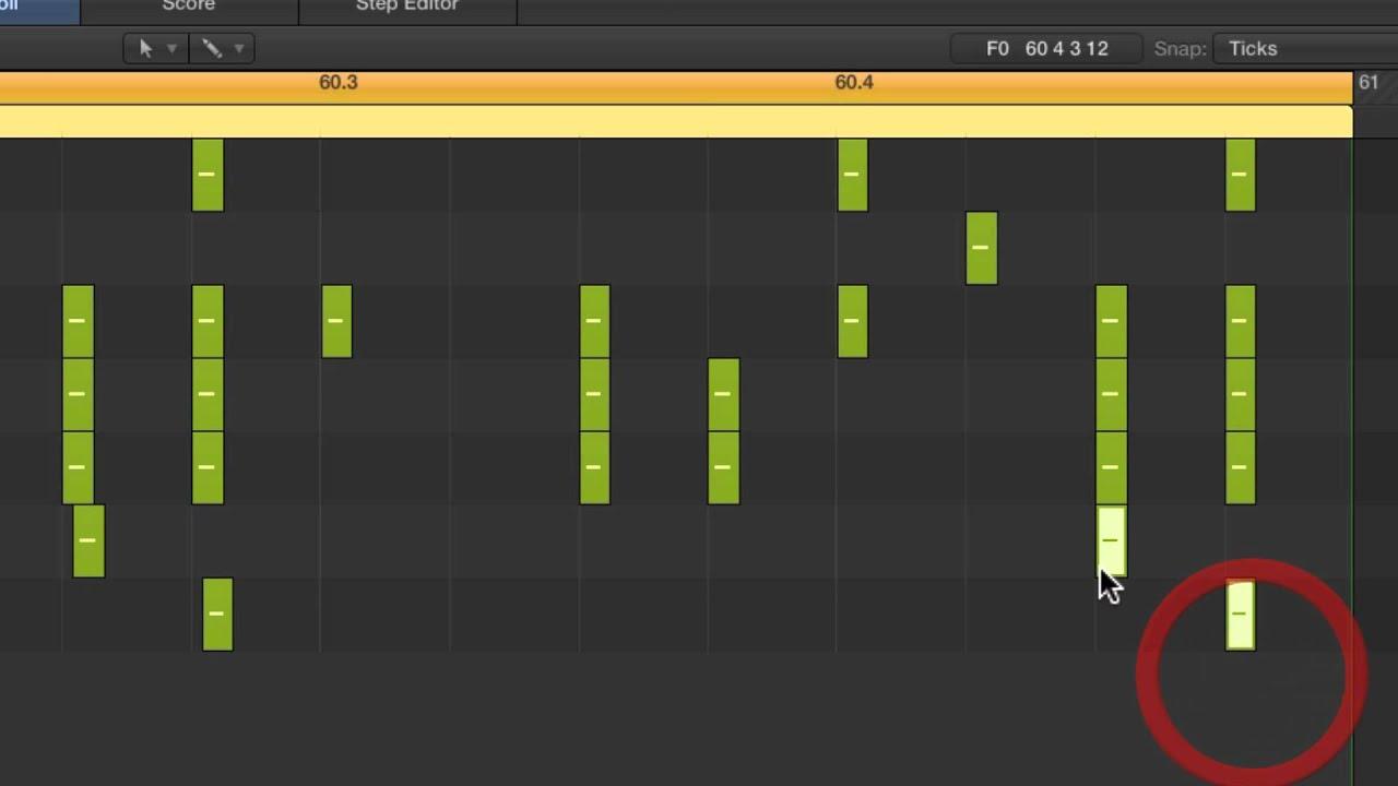 logic pro x making reggae dub 16 percussion hand drums 1