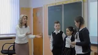 Открытые уроки по английскому и испанскому за третью четверть.