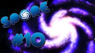 A WHOLE GALAXY TO EXPLORE | Spore - Part 10