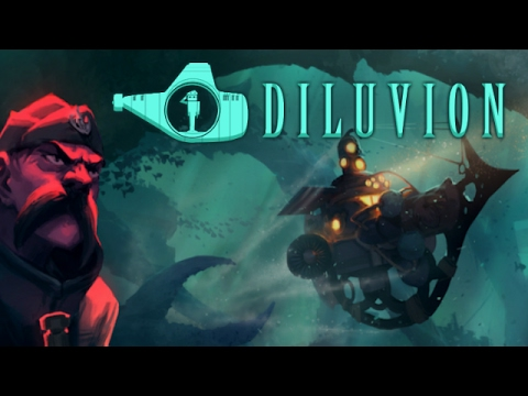 Diluvion - Like FTL But Submarines