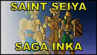 SAINT SEIYA - WANKAQ WAEQEKUNA (Trailer)