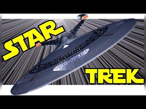 Эволюция звездолетов | STAR TREK