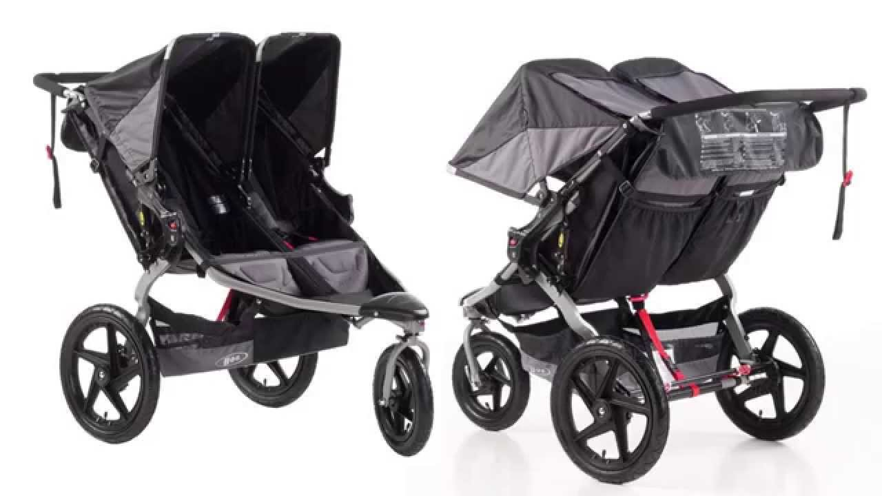 What is the best double jogging stroller out there? | Edgewoodranch