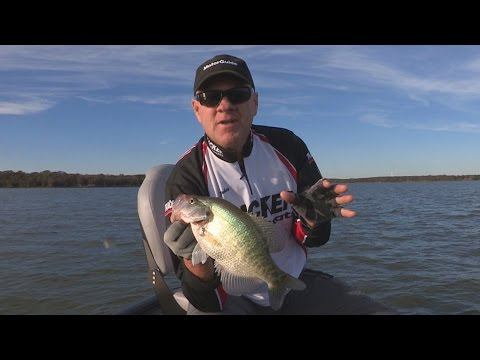FOX Sports Outdoors SOUTHWEST #38 - 2015 Ray Roberts Lake Texas Crappie Fishing