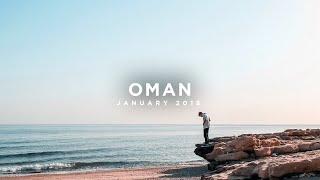 Oman Roadtrip - January 2018