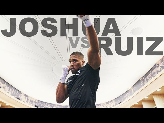 … Take It In, And Apply It ~ Anthony Joshua