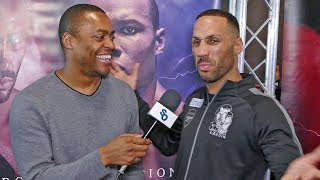 """""""Party Boy"""" James DeGale: YES! I Drink & Party SO WHAT?!"""
