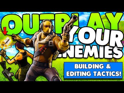 Outplay Your Opponents With These Building Techniques!   Win Every 1v1   Fortnite Battle Royal Tips