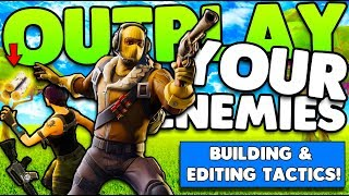 Outplay Your Opponents With These Building Techniques! | Win Every 1v1 | Fortnite Battle Royal Tips