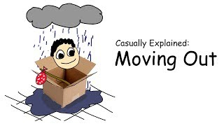 casually explained moving out