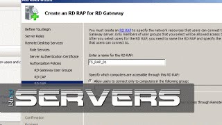 Install & Configure RD Gateway Server! [Windows Server 2008 R2]