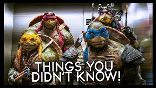 7 MORE Things You (Probably) Didn't Know About Teenage Mutant Ninja Turtles!
