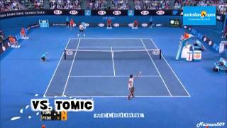 Roger Federer - forehand dancer (HD)