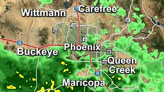LIVE RADAR: A busy storm day continues. Track what's moving in now
