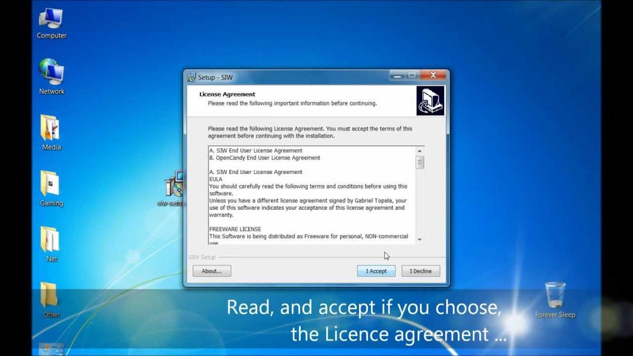siw system information for windows free